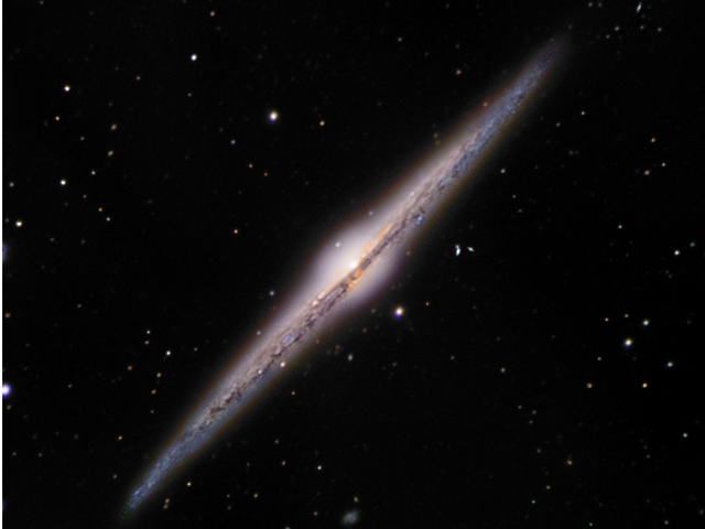 A view of NGC-4564
